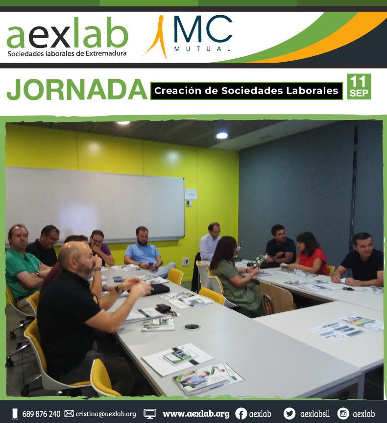 Asistentes jornada creacion de sociedades laborales aexlab-mcmutual-02