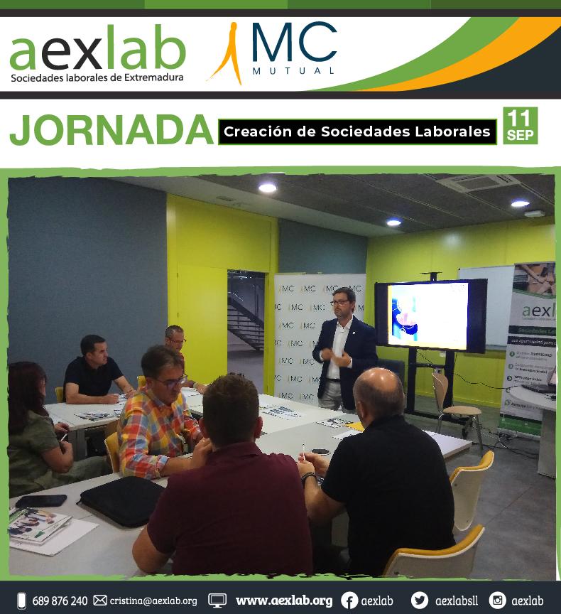 Asistentes jornada creacion de sociedades laborales aexlab-mcmutual-05