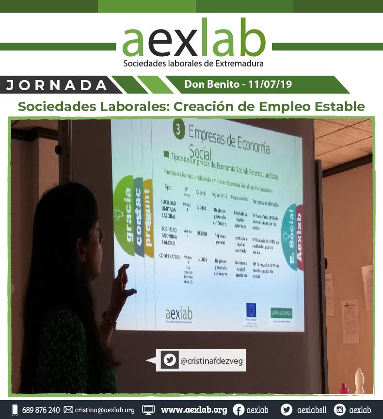 Asistentes jornada sociedades laborales don benito aexlab-02