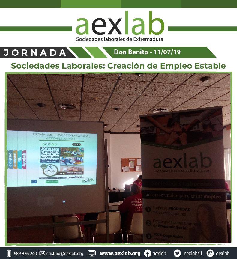 Asistentes jornada sociedades laborales don benito aexlab-03