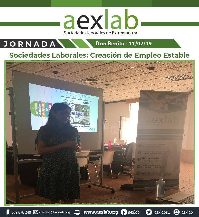 Asistentes jornada sociedades laborales don benito aexlab-04
