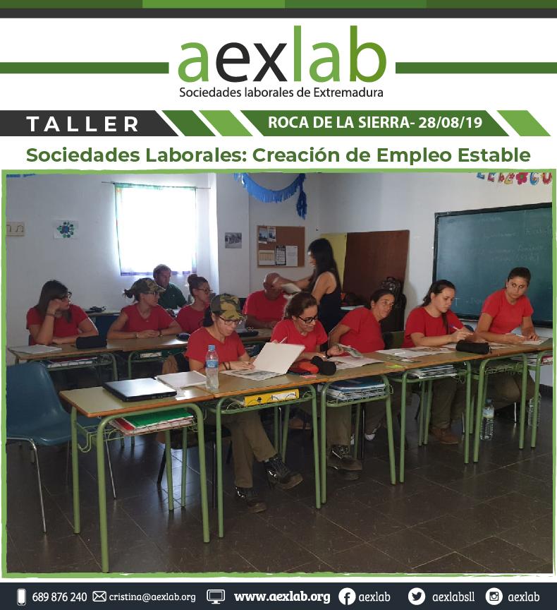 Asistentes jornada sociedades laborales roca de la sierra aexlabb-05