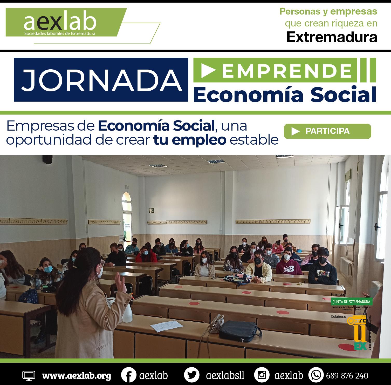 Asistentes jornada universidad extremadura aexlab economia social-03