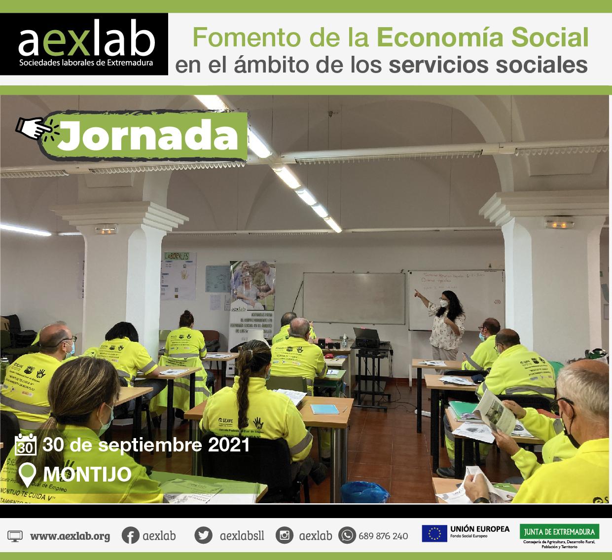 Asistentes jornadas Montijo ambito social 2021-01