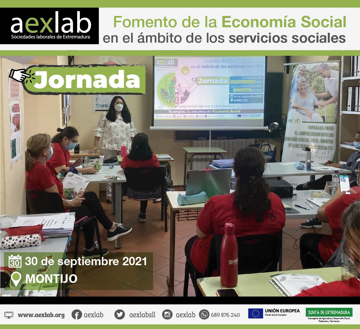 Asistentes jornadas Montijo ambito social 2021-02