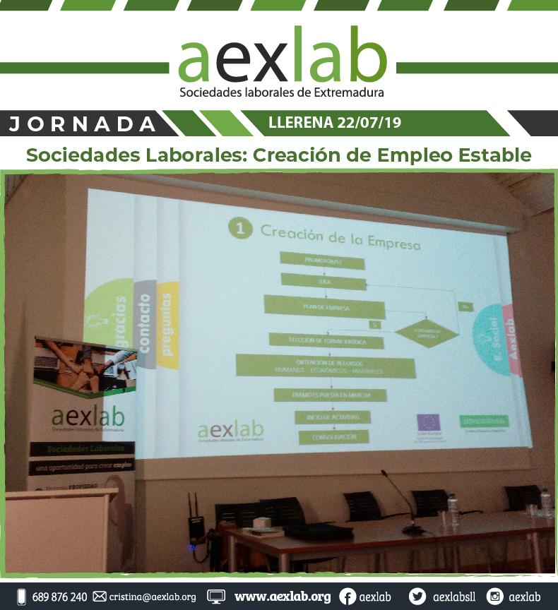 Asistentes taller sociedades laborales llerena aexlab-05