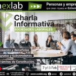 Charlas informativas sobre sociedades laborales