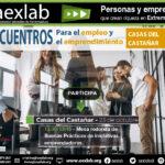 Encuentros para el empleo y el emprendimiento. Casas del Castañar (Cáceres)