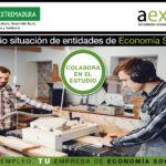 Estudio situación de entidades de Economía Social en Extremadura