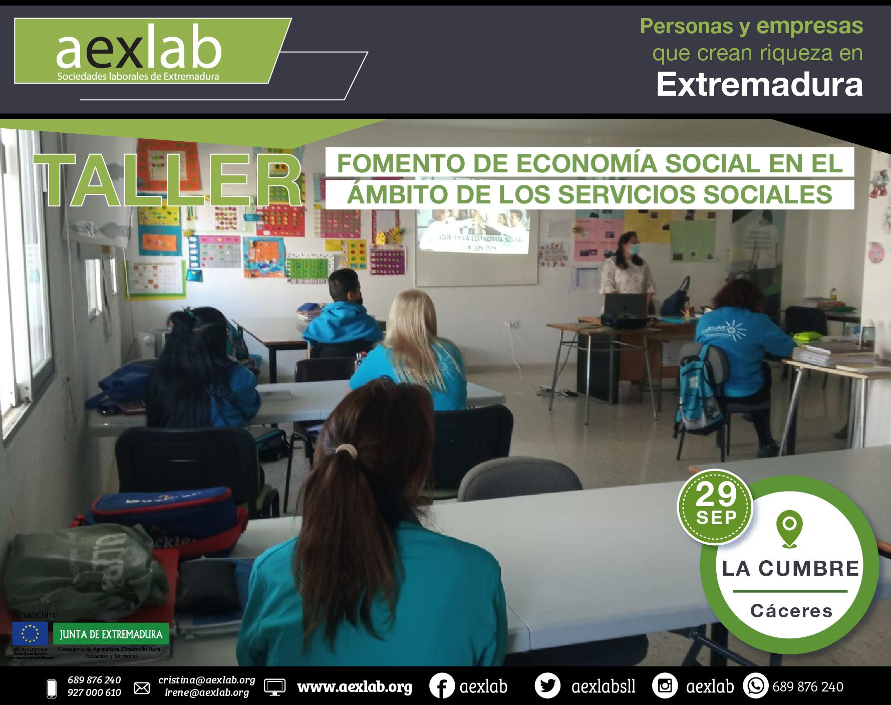 Fotos grupo taller ambito social la cumbre aexlab 2020-02