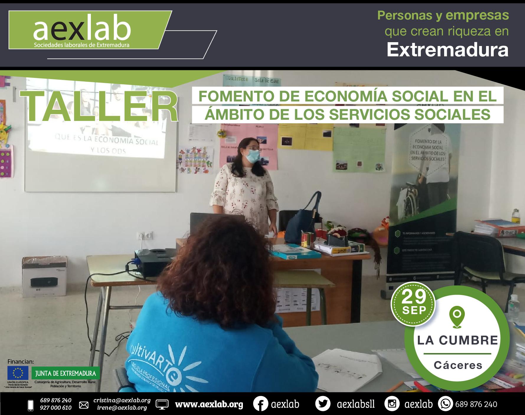 Fotos grupo taller ambito social la cumbre aexlab 2020-06