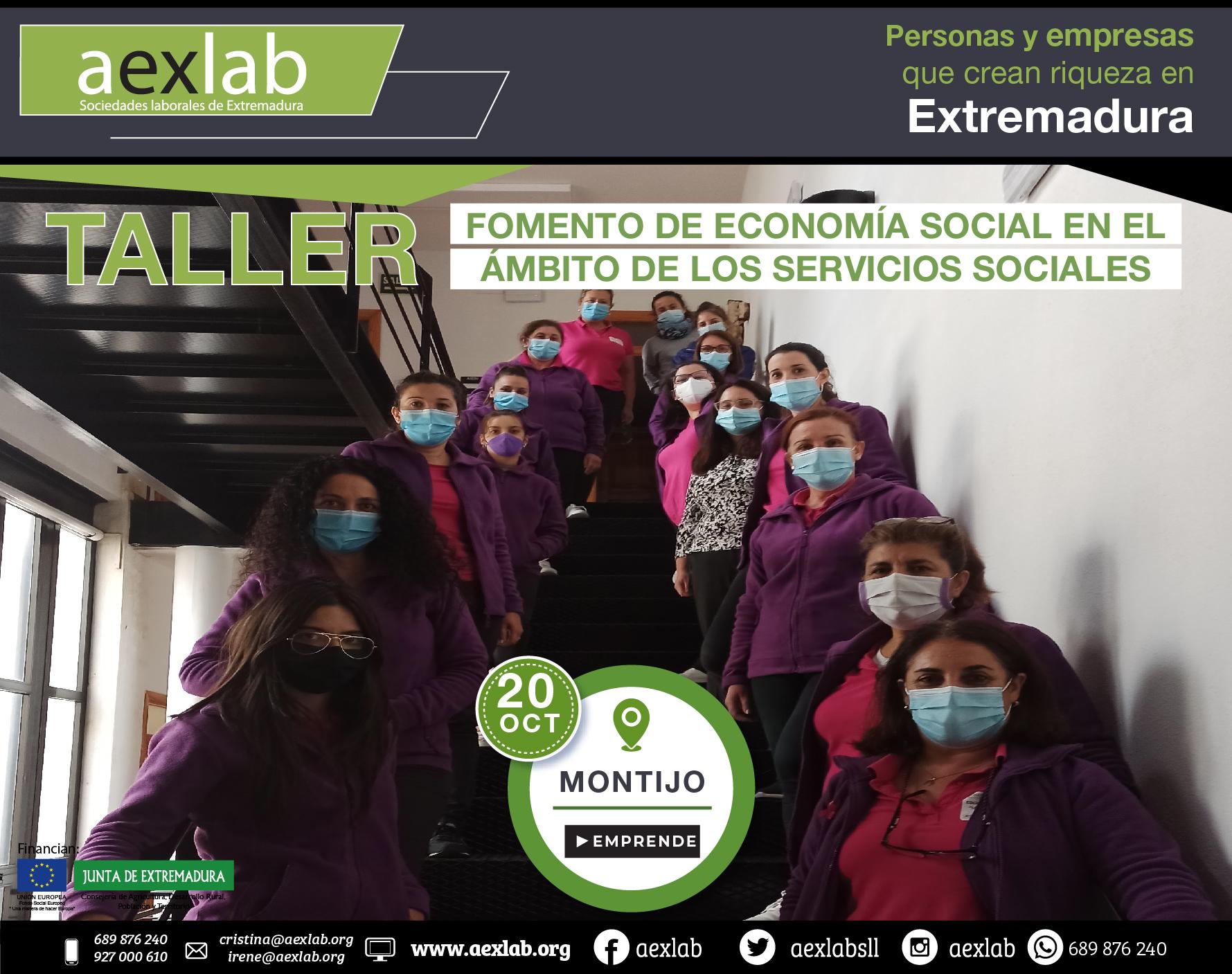 Fotos grupo taller ambito social montijo aexlab-01