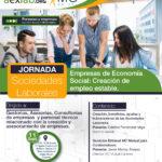 Jornada Informativa sobre la «Creación de Sociedades Laborales para la creación de empleo estable»