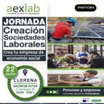 Jornada «Sociedades Laborales: empresas de economía social», Llerena