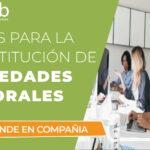 Pasos para la constitucion de una Sociedad Laboral en Extremadura