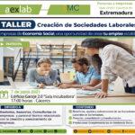 """Taller sobre la """"Sociedades Laborales:Empresas de Economía Social, una oportunidad de crear tu empleo estable"""""""