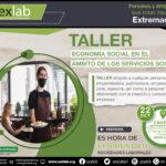 Taller Fomento de la Economía Social en el ámbito social, Cáceres.
