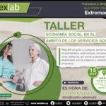 Taller Fomento de la Economía Social en el ámbito social, Mérida.