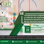 Taller creación de empresas de Economía Social en el ámbito de los Servicios Sociales en Montijo (Badajoz).