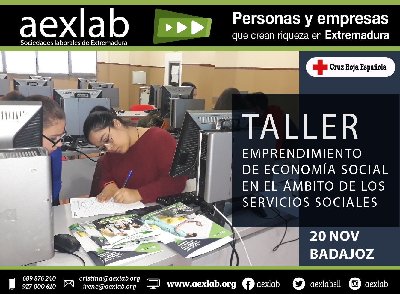 asistentes taller cruz roja ambito social aexlab 20 noviembre_Artboard 1