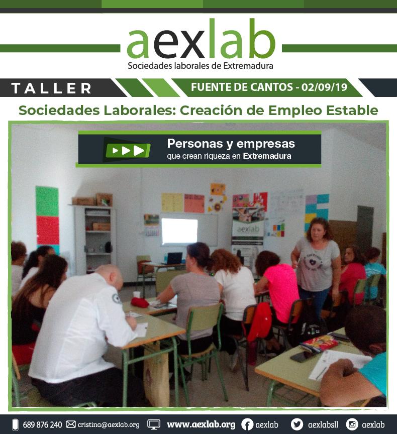 asistentes taller fuente de cantos aexlab-01