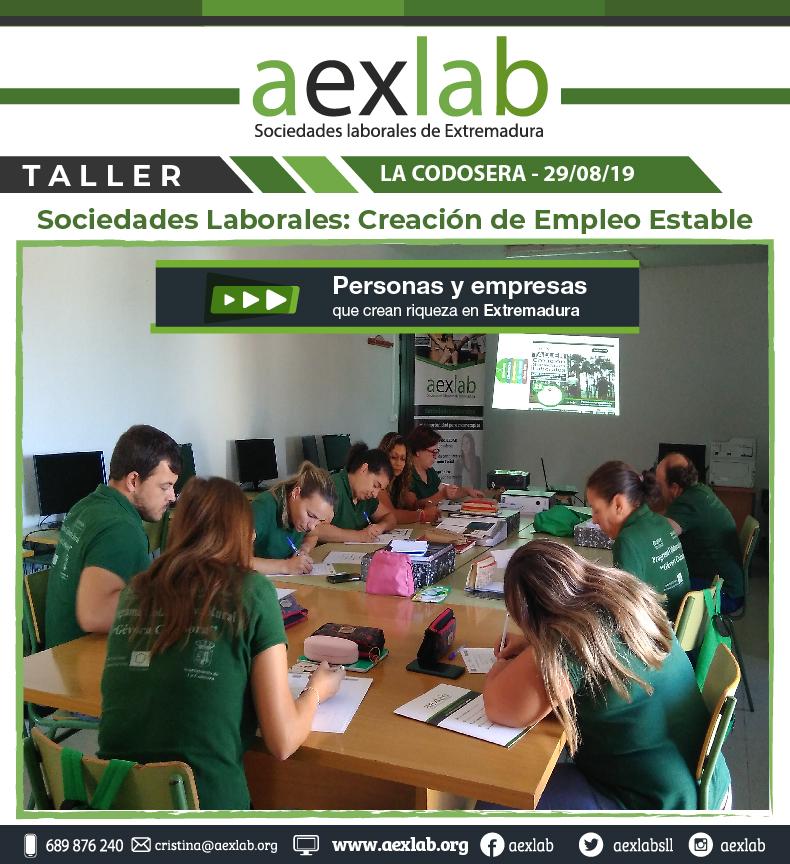 asistentes taller la codosera aexlab-01