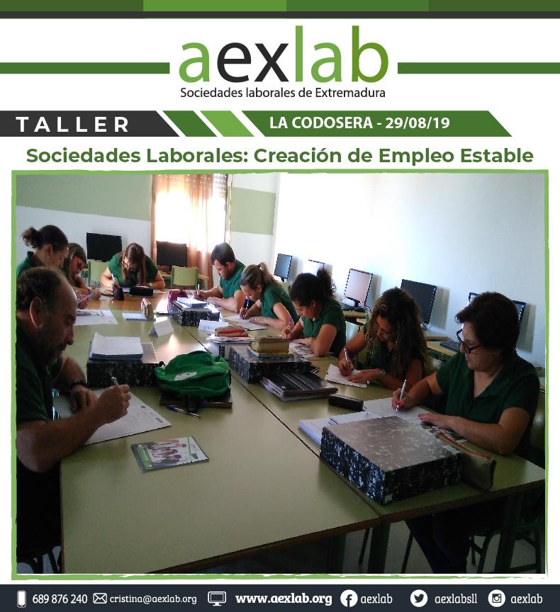 asistentes taller la codosera aexlab-02