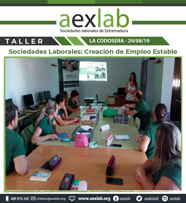 asistentes taller la codosera aexlab-03