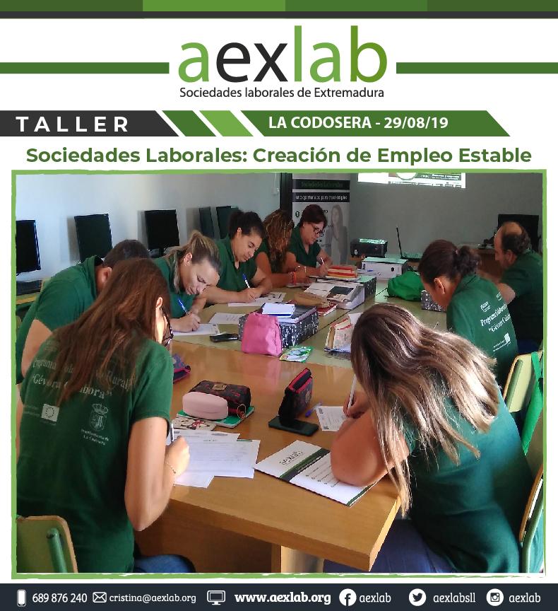asistentes taller la codosera aexlab-04