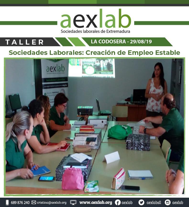 asistentes taller la codosera aexlab-05