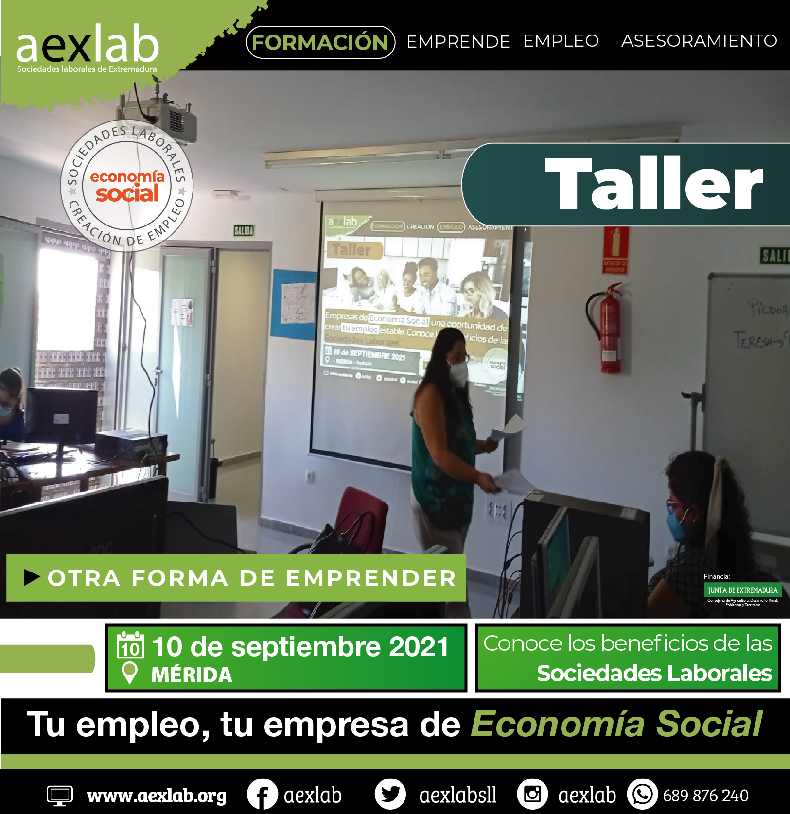 asistentes taller merida aexlab 10 septiembre_asistentes taller copia