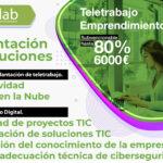 Ayudas a la implantación de  soluciones  de  Teletrabajo  y  Emprendimiento  digital