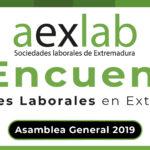 Primer Encuentro de Sociedades Laborales de Extremadura – Asamblea General