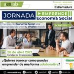 """Jornada """"Empresas de Economía Social, una oportunidad de crear tu empleo estable""""."""