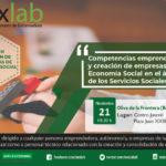 Taller creación de empresas de Economía Social en el ámbito de los Servicios Sociales en Oliva de la Frontera (Badajoz).