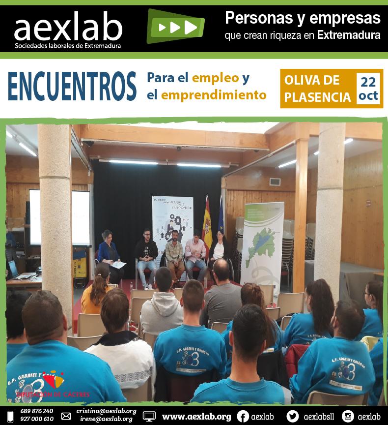 mesa redonda encuentros para el empleo oliva de plasencia aexlab-04