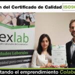 Aexlab implanta un Sistema de Gestión de calidad basado en la Norma UNE-EN ISO 9001:2015