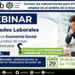 """Aexlab imparte el Webinar """"Creación de Sociedades Laborales"""""""