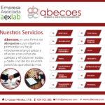 Empresa asociada a Aexlab: Abecoes – Abogados y Economistas Especializados SLL