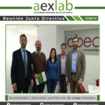Reunión Comisión Ejecutiva Aexlab