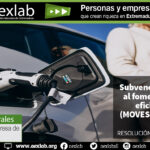 Subvenciones Movilidad eficiente y sostenible (MOVES) en Extremadura