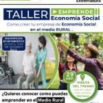 Taller como crear tu empresa de Economía Social basada en las Sociedades Laborales Ribera del Fresno