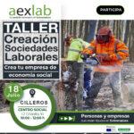 Taller «Sociedades Laborales: empresas de economía social», Cilleros