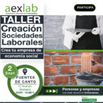 Taller «Sociedades Laborales: empresas de economía social», Fuente de Cantos