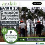 Taller «Sociedades Laborales: empresas de economía social», La Codosera